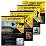 To emergency preparedness