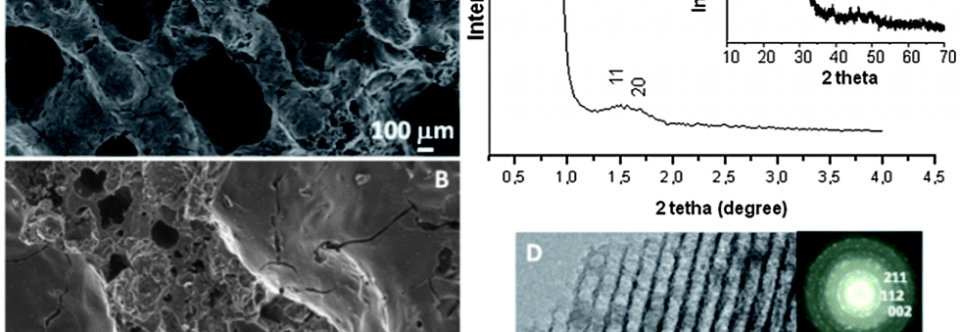 Nanocomposite scaffolds