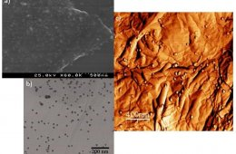 Graphene-metal particles nanocomposites