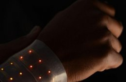 Wearable Printed Electronics